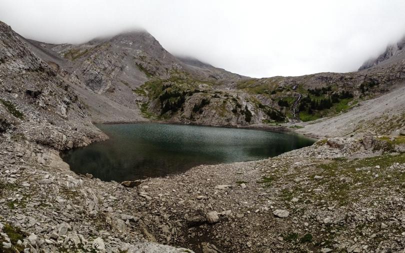 Headwall Lakes