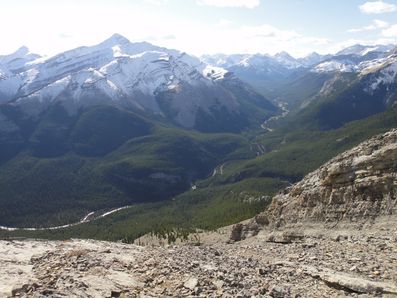 The Elbow Valley... So pretty...