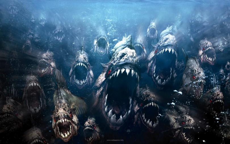 We're, like, totally awesome! Courtesy of Piranha 3D.